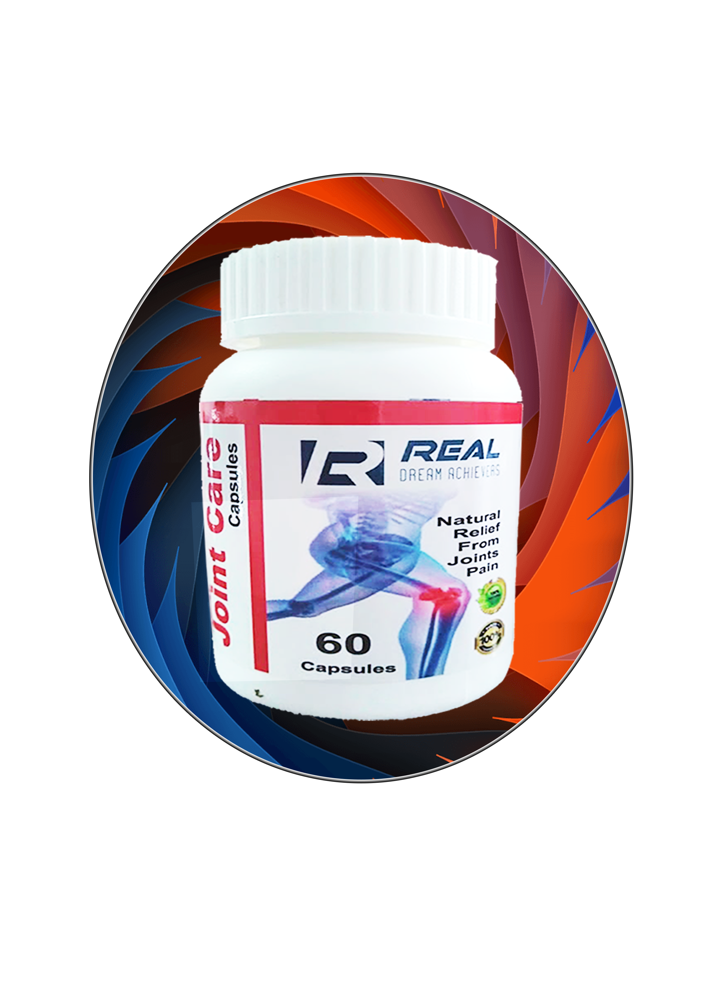 Real Joint Care capsules Qty 60